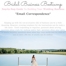 Creating Your Email Correspondence