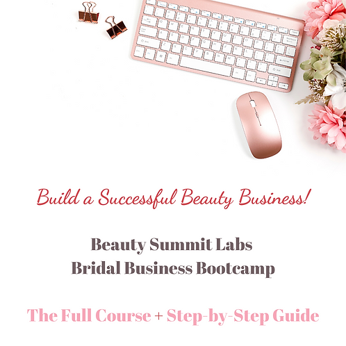 Bridal Business Bootcamp | The Full Course + Step-by-Step Guide