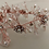 Thumbnail: Rose Gold Bohemian Headband | Rose Gold Jewel Hair Vine | Bridal Jewelry
