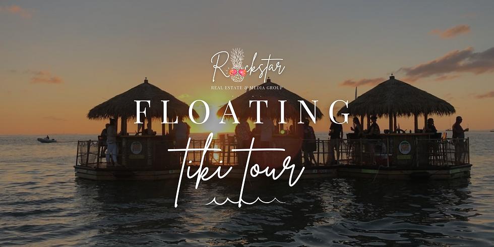 Floating Tiki Tour!