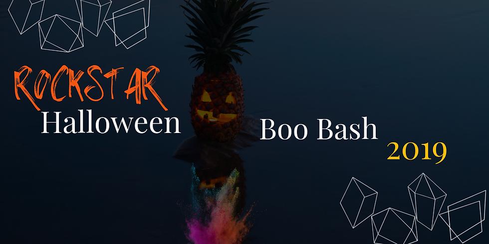 Rockstar Halloween Boo Bash!