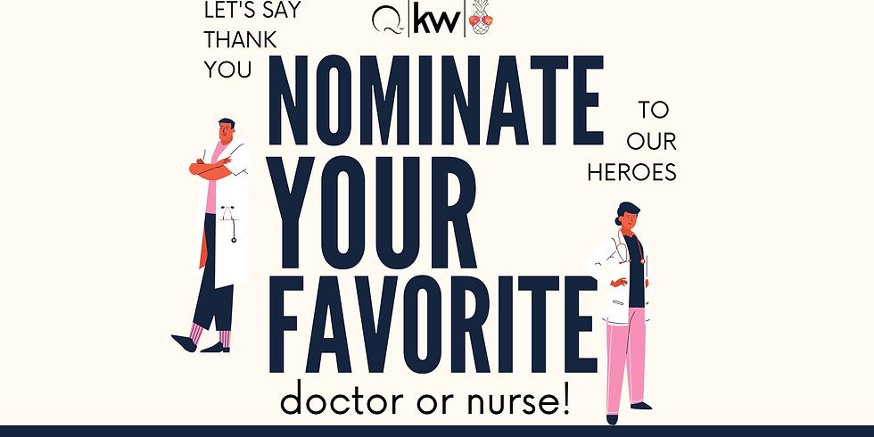 COVID Community Hero Nomination