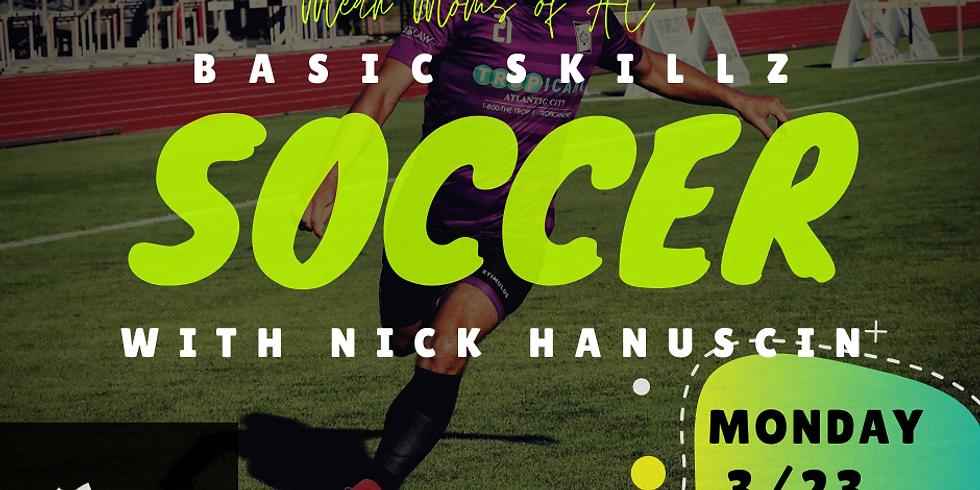 Basic Skillz: Soccer!