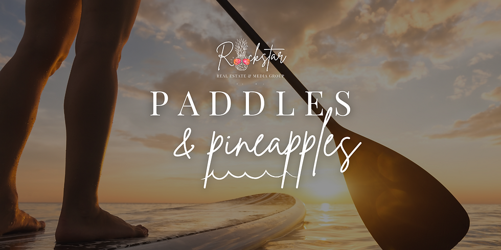 Paddles and Pineapples