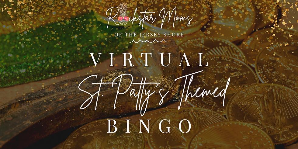 Virtual St. Pat's Bingo!
