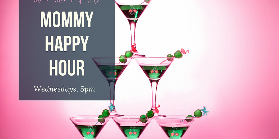 Mean Mom Happy Hour