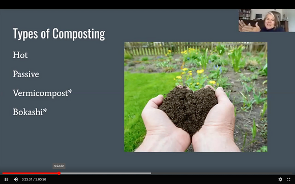 Backyard Compost Workshop