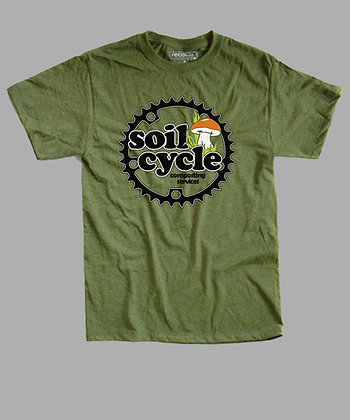 Eco-Green Recovered Tee