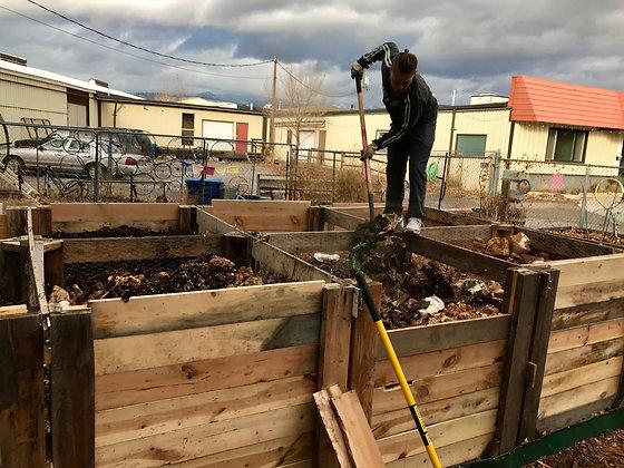 Backyard Compost Workshop