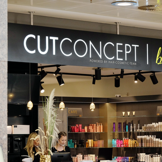 CUTCONCEPT goes blond