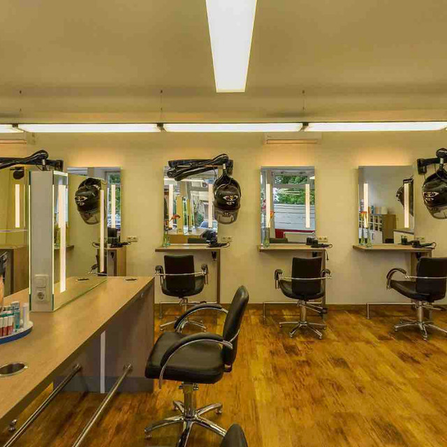 Friseur und Kosmetiksalon