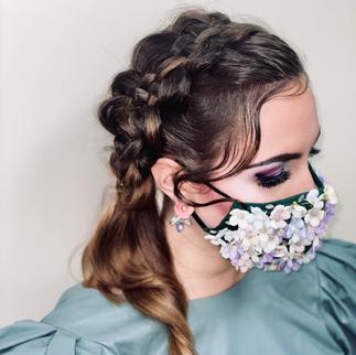 """HCT-Wettbewerb """"Kreativ von Kopf bis Maske"""""""