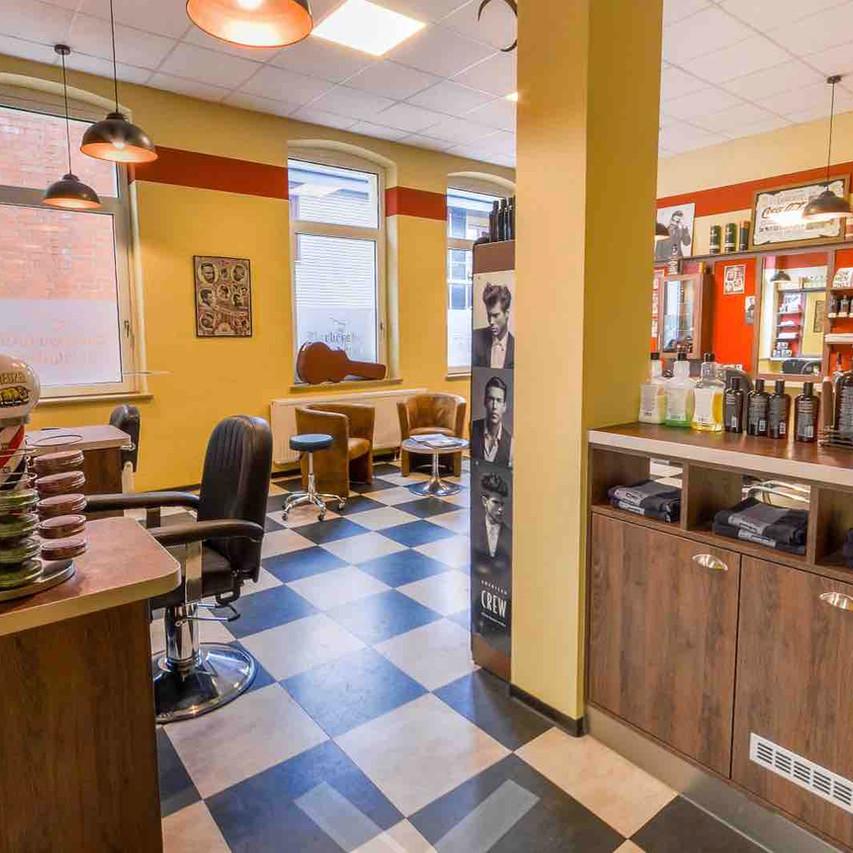 Barbershop Schwerin