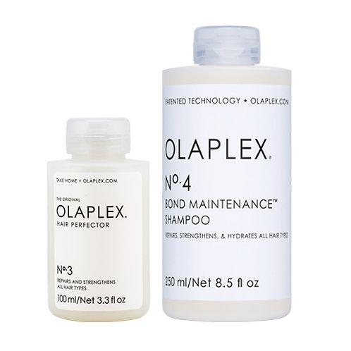 Olaplex Hair Perfector No. 3 & Olaplex Bond Maintenance Shampoo No. 4