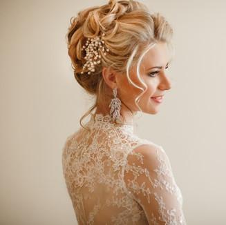 Accessoires und Haarschmuck Brautfrisur