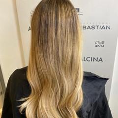 Tolles Blond-Ergebnis