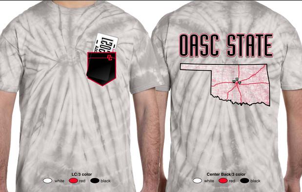 OASC State Shirt