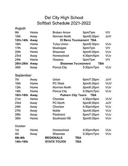 Del City High School Softball 21-22.jpg
