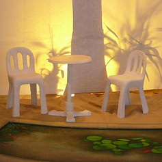 Notre Petite table