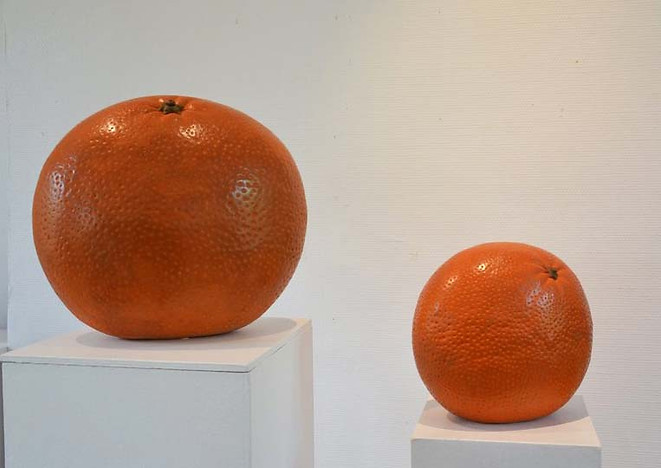 Deux Oranges