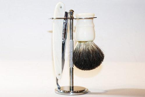 Razor and Brush Stand