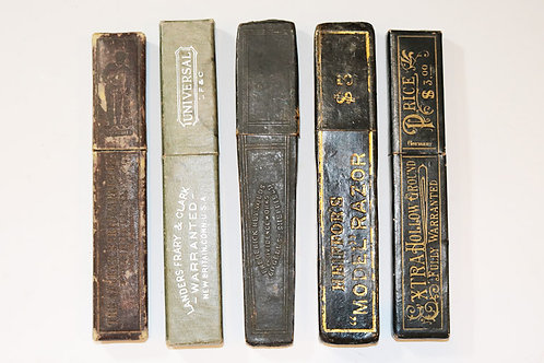 Vintage Razor Case