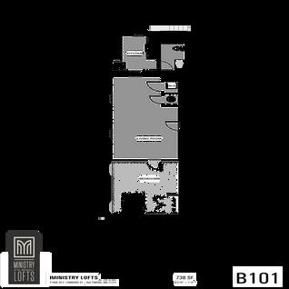 B101 1BR