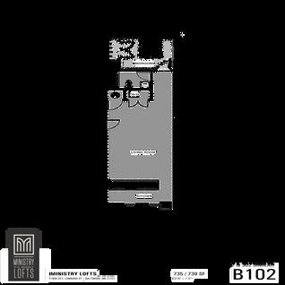 B102 1BR