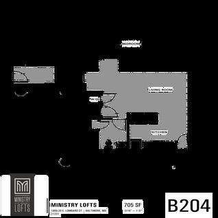 B204 1BR