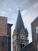 The St. Michaels Steeple