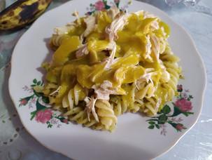 Receta de pollo agridulce de mango