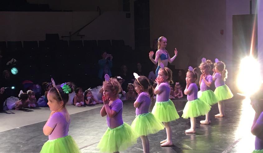 Pre-Dance Little Mermaid