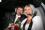 Heiraten in der Luft