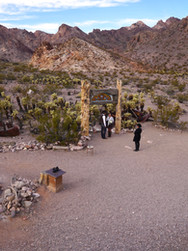 Heiraten im Eldorado Canyon