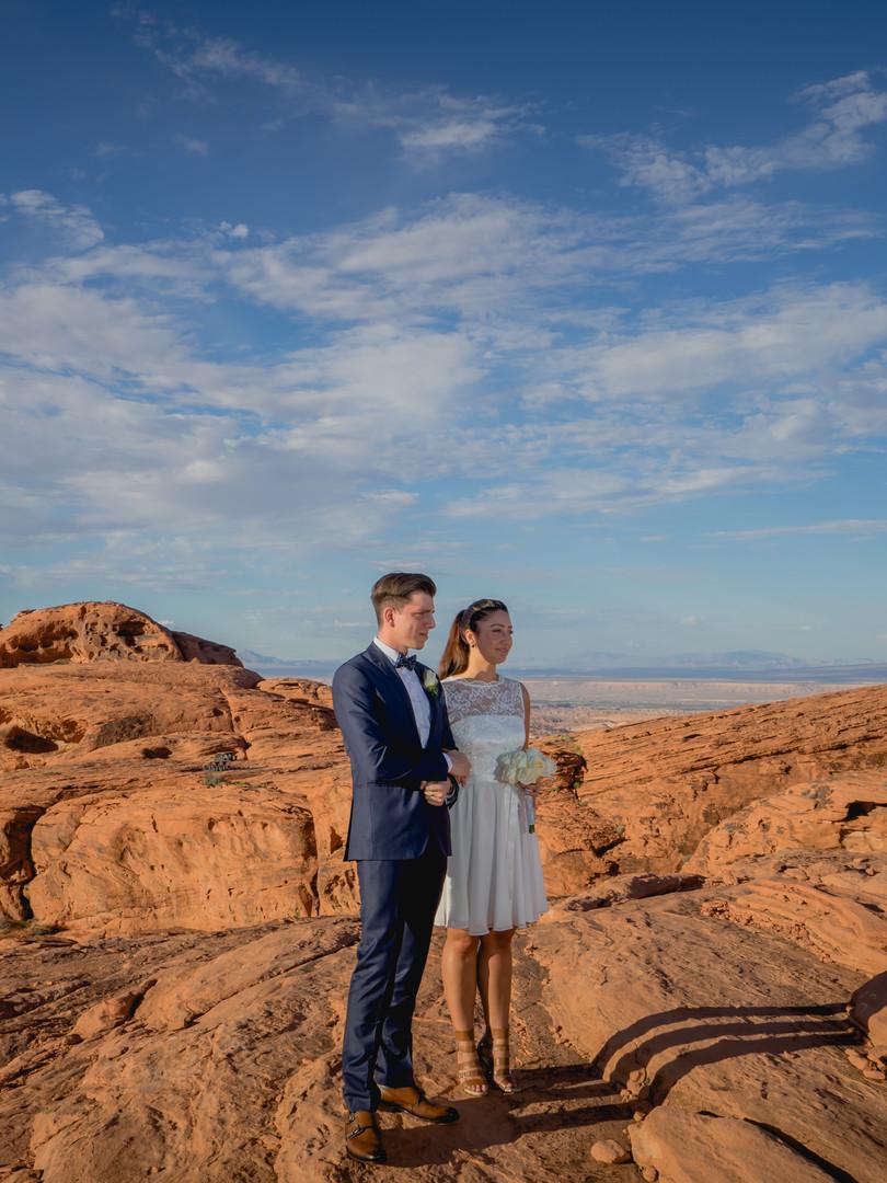 Heiraten im  Tal des Feuers