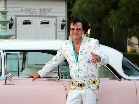 Heiraten in Las Vegas mit Elvis, bei uns geht das!