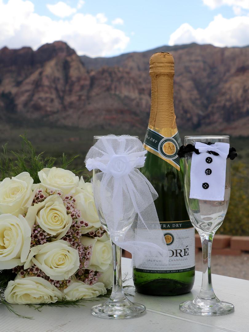 Red Rock Canyon Hochzeit