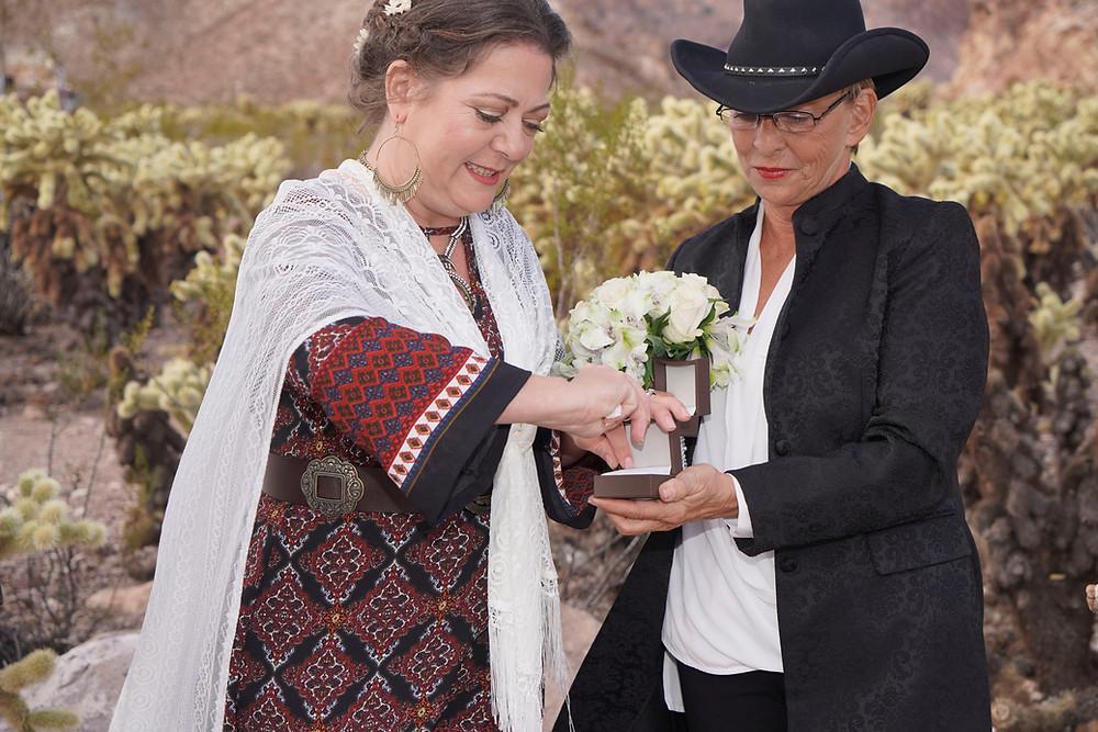 Hochzeiten im wilden Westen
