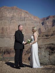 Trauung im Grand Canyon