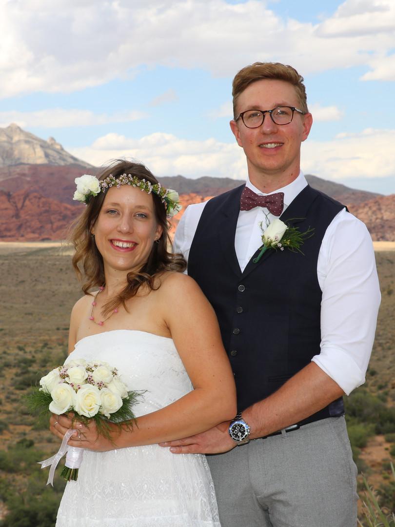 Heiraten in der Natur
