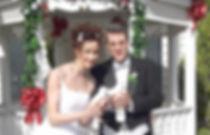 Weisse Hochzeitstauben