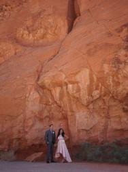 Hochzeit im Valley of Fire