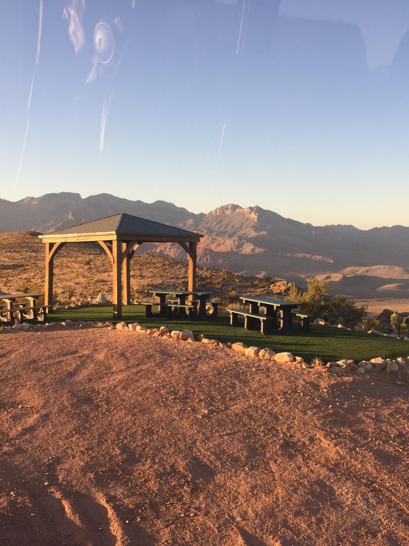 Hochzeitsort Red Rock Canyon
