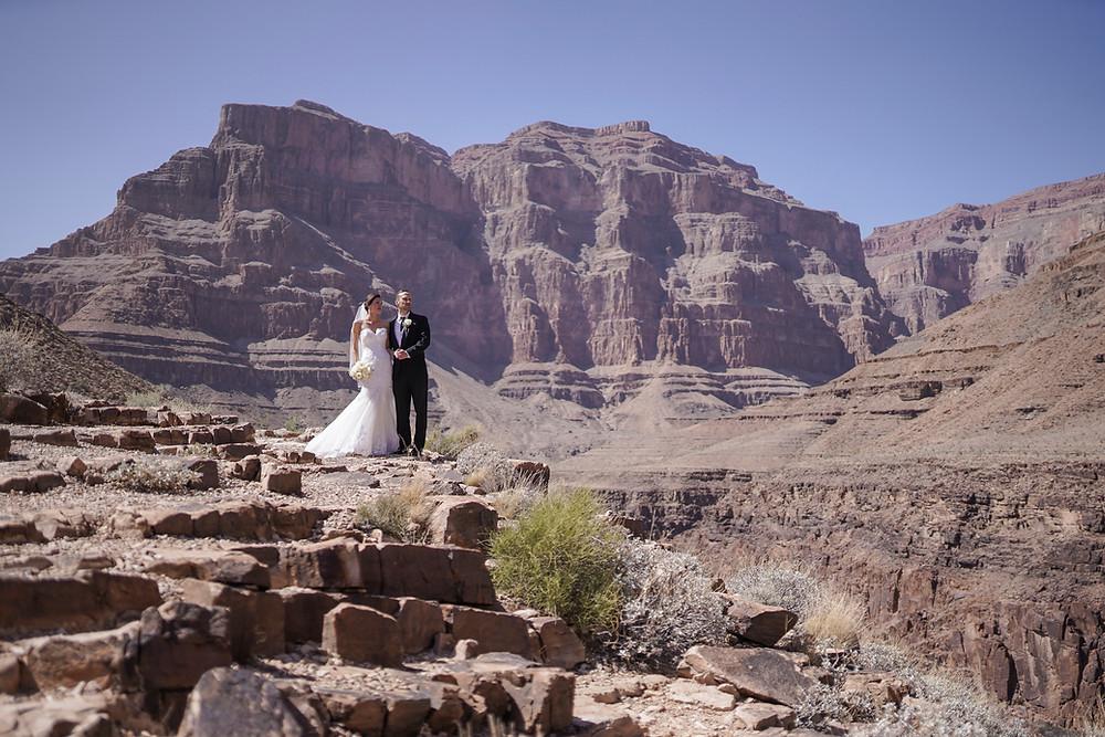 Heiraten in Las Vegas und am Grand Canyon