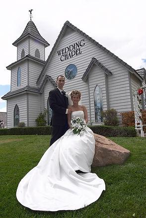 Contemporary Wedding Chapel