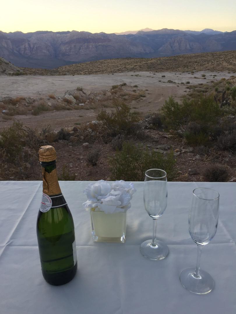 Hochzeit im Red Rock Canyon