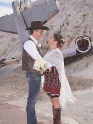 Heiraten in der Geisterstadt
