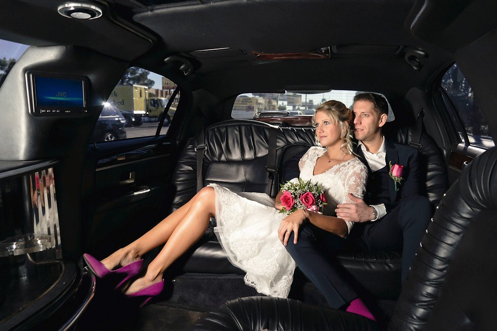 Las Vegas Hochzeitsfotos