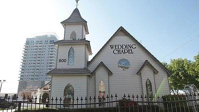 HILV - Hochzeiten in Las Vegas in der Hochzeitskapelle  - Heiraten in Las Vegas mit dem Hochzeitspaket Traditionell