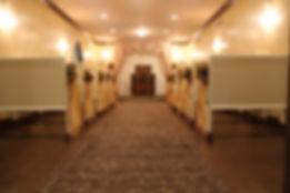Heirtaen in der Graceland Chapel